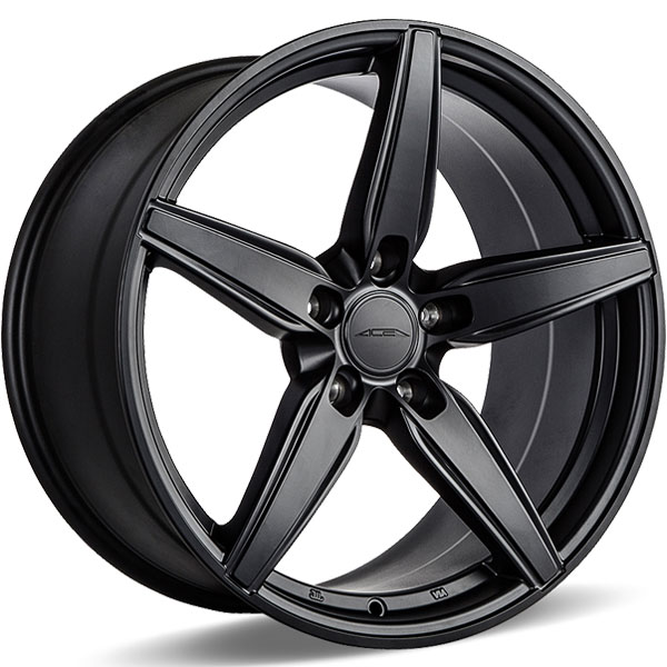 Ace Alloy Couture C903 Matte Black