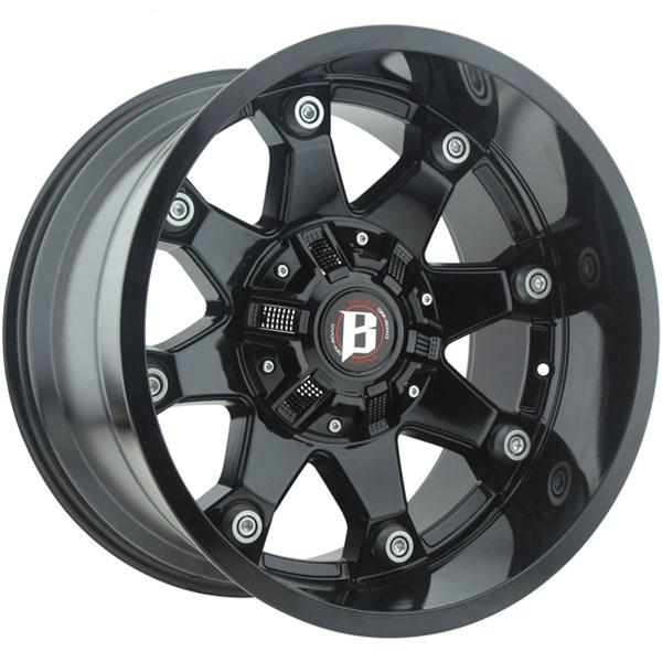 Ballistic Beast 581 Gloss Black