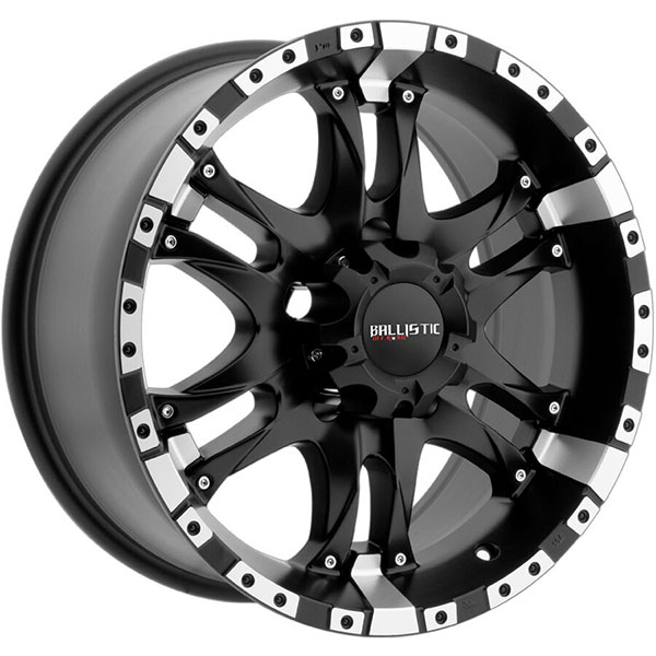 Ballistic Wizard 810 Black