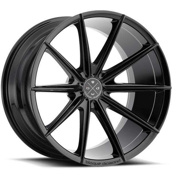 Blaque Diamond BD-11 Gloss Black