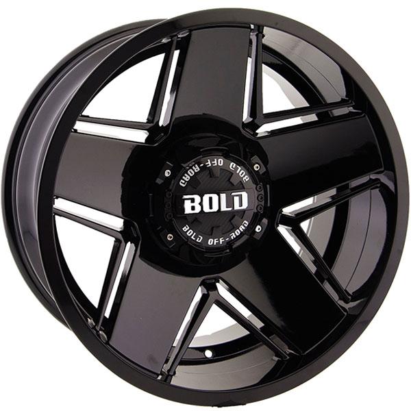Bold BD004 Gloss Black