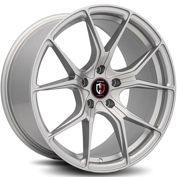 Curva Concepts C42 Silver