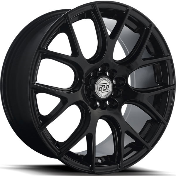 Drag Concepts R15 Satin Black