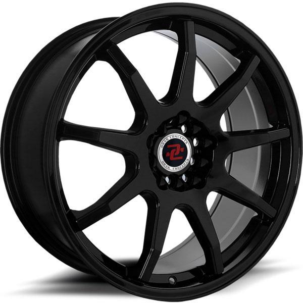 Drag Concepts R31 Gloss Black