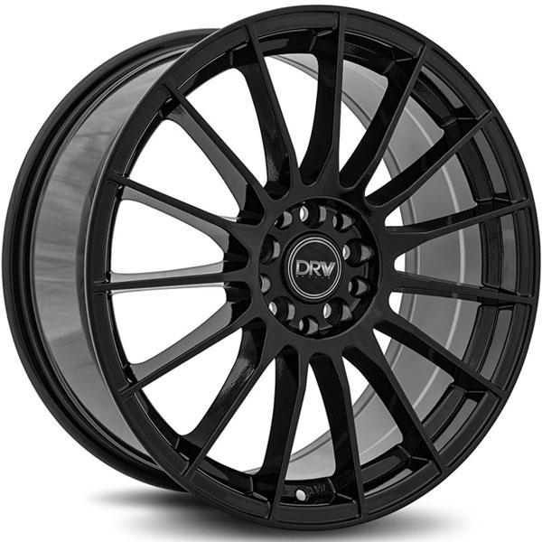 DRW D15 Gloss Black