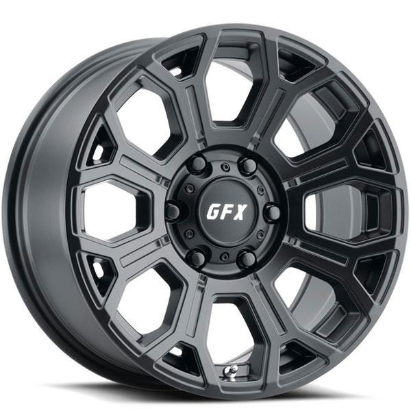 G-FX TR19 Matte Black