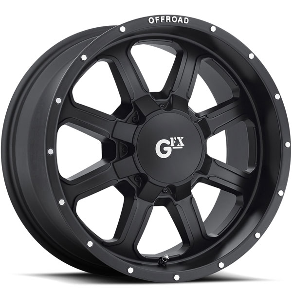 G-FX TR2 Matte Black