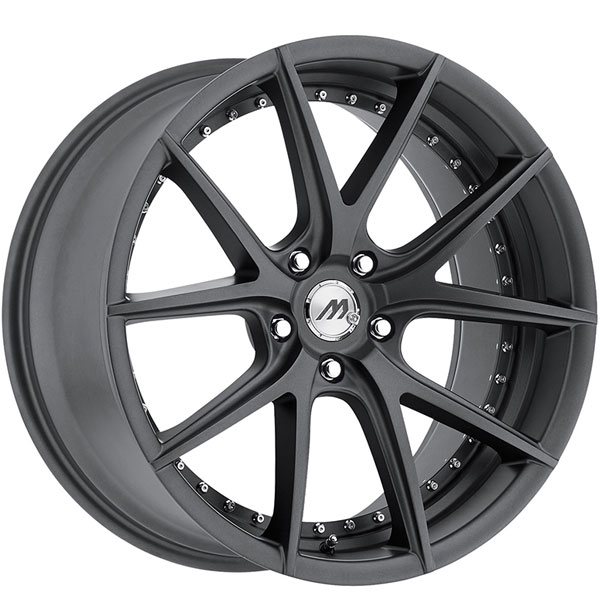 Mach MT.15 Gunmetal Gray