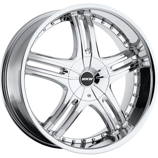MKW M105 Chrome
