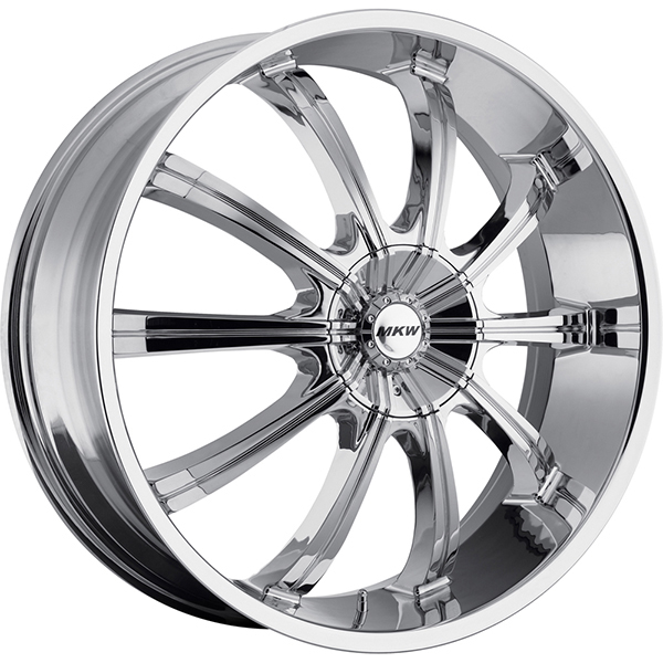 MKW M111 Chrome