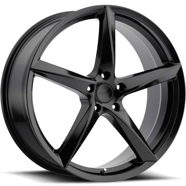 MKW M120 Satin Black