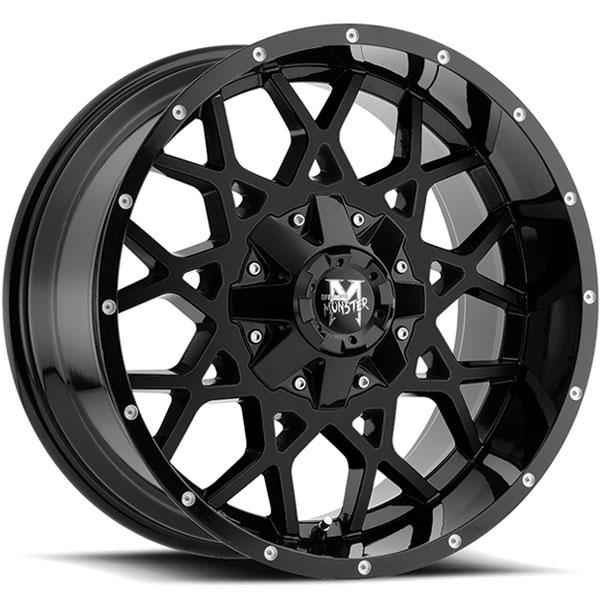 Off-Road Monster M14 Gloss Black