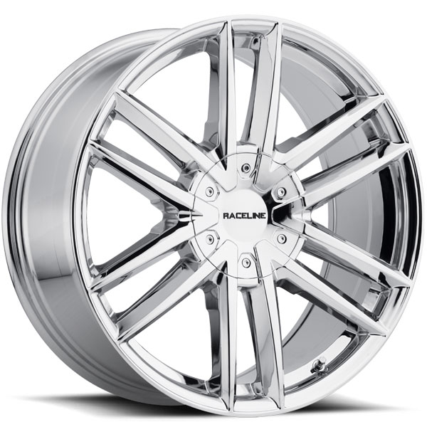 Raceline 158 Impulse Chrome