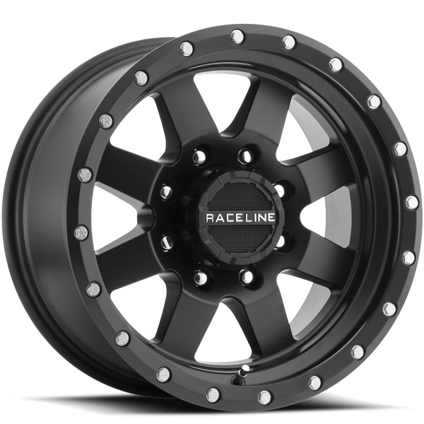 Raceline 935B Defender Black