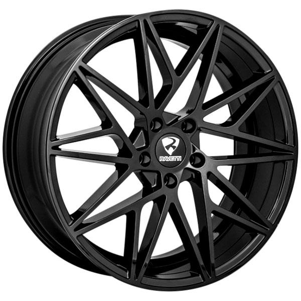Ravetti M5 Gloss Black