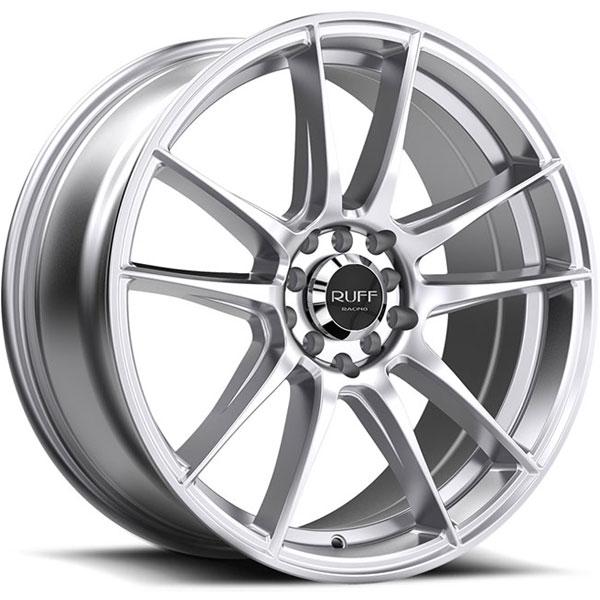 Ruff Racing R364 Hyper Silver