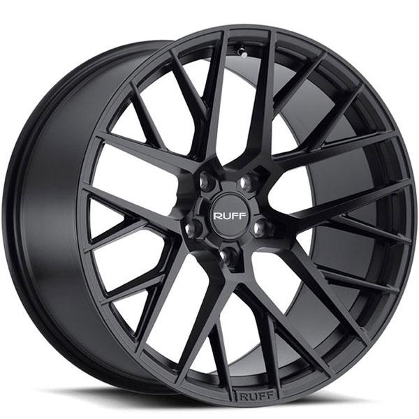 Ruff Racing R4 Gloss Black