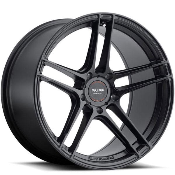 Ruff Racing RS1 Gloss Black