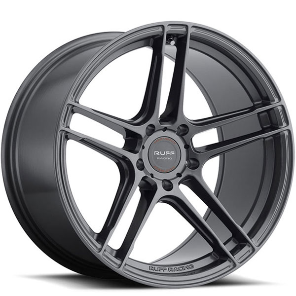 Ruff Racing RS1 Gloss Gunmetal