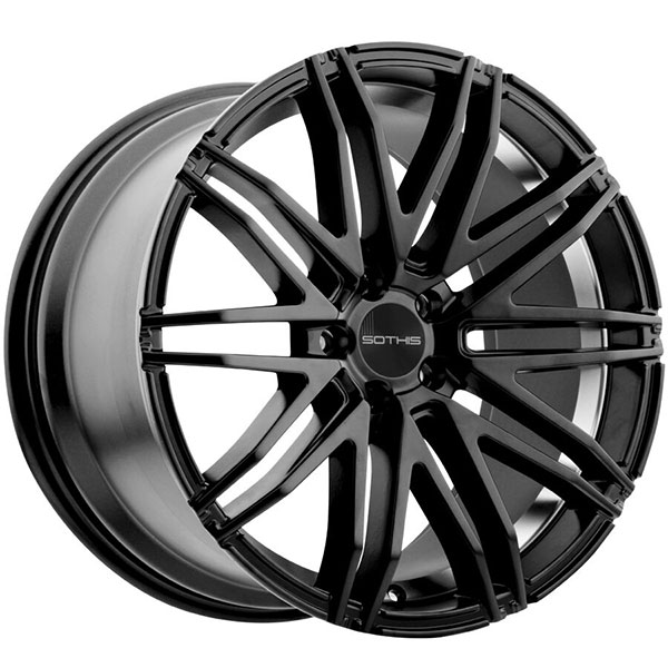 SOTHIS SC102 Gloss Black Machined