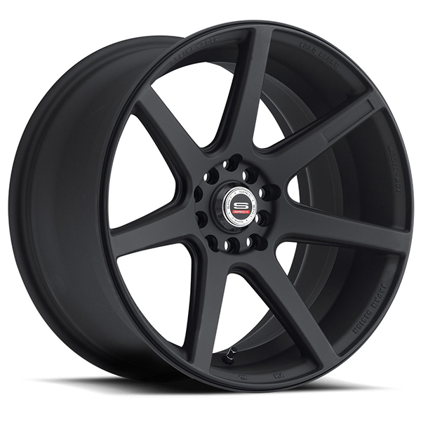 Spec-1 SPT-6 Matte Black