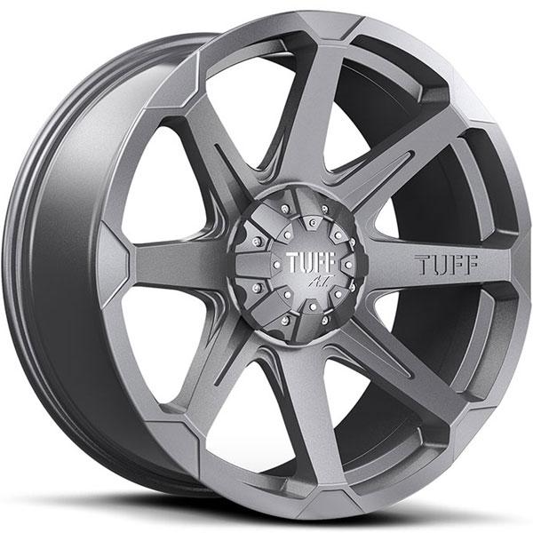 Tuff T05 Satin Gunmetal