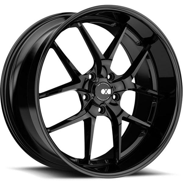 XO Athens X140 Gloss Black
